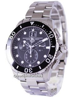 Tag Heuer Aquaracer Grande Date Chronograph 300M CAN1010.BA0821 Men's Watch