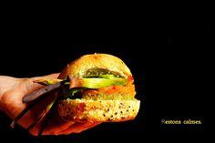 La pincée de cél: {La chasse au gaspi #2 } : Burger du placard