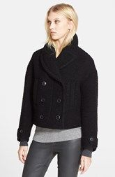 Burberry Brit 'Ramsgate' Wool Jacket