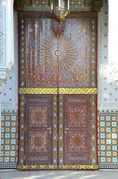 door... Casablanca, Morocco