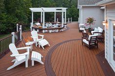 Trex® Cape Cod 2-Piece Adirondack Set | TXS117