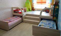 Kinderslaapkamers om van te dromen... 9 slaapkamers waar niet alleen in geslapen wordt! - Zelfmaak ideetjes