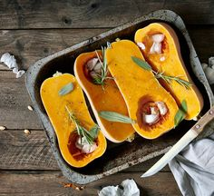 Drop the pumpkin-spiced everything and give these 5 squash ideas a try.