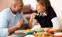 brazilian man black woman couple | black-couple-eating