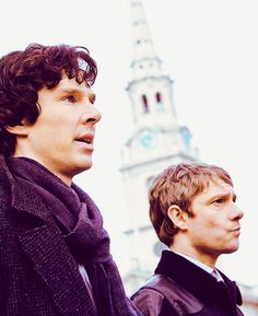 Sherlock - BBC = Awesome show. Highly recommend anyone watch it if you enjoy great television.