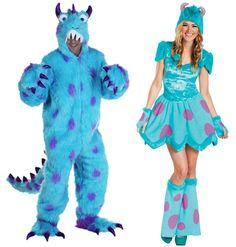 sully monsters inc costume adult sully costume - Sully Halloween Costumes Monsters Inc