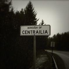 Exploring Centralia, Pennsylvania.