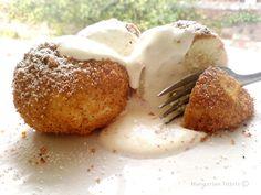 Sweet Quark Cheese Dumplings ♥