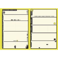 Lesson Planner A4 | Exercise Books, Pads & Paper | YPO
