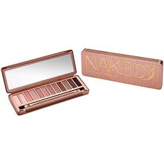 Buy Urban Decay Eyeshadow Palette, Naked 3 Online at johnlewis.com