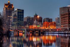 Milwaukee -- The City and the River