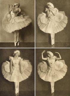 Play the last measure very softly.  Anna Pavlova (February 12th, 1881 - January 23rd, 1931)