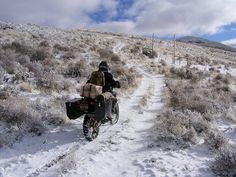 Winter Adventure - every mans wildest dream. Get lost for a few days in the wilderness . Amazing scenery