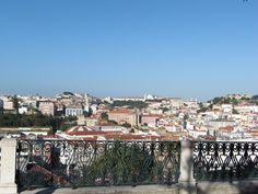 The seven hills of Lisbon: S. Roque
