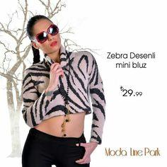 Zebra desenli mini bluz ..www.modalinepark.com  müş. Hiz.0 850 532 0 444  whatsapp iletişim 05492484790 arayabilirsiniz kapıda ödeme seçeneğinden yaralanabinlirsiniz. ....