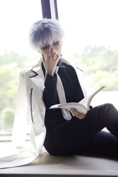 東京喰種 - ON(ON) sasaki haise Cosplay Photo - Cure WorldCosplay