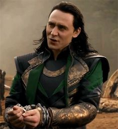 """Remember when Marvel photoshopped Loki from one scene into another in the trailer and we all thought it was real and were freaking out cuz ""hitting doens't solve everything?"" Yeah. Sneaky Marvel."" <-- yeah, wondered about that."