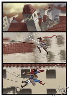 Attack on Spidy by ~SHARK-E on deviantART