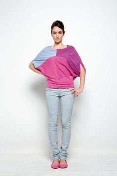 Sustainable Fashion, Eco-Friendly Clothing, Fair Trade Clothing, Bamboo Fabric, European Chic Skunkfunk: A640-SOF