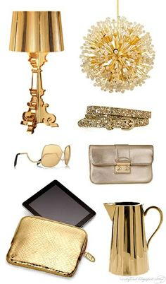 images of all things gold | all things gold | All that Glitters is Gold