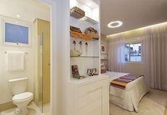Apartamento decorado - Quarto Casala - Trisul Vila Sonia