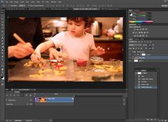 My favorite new features in Photoshop CS6 by Ariana Falerni. Video editing, content aware move and patch!
