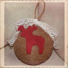 Adornos naturales de Navidad hechos a mano | eHow en Español
