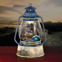 Thomas Kinkade Music Boxes at Ocean Treasures