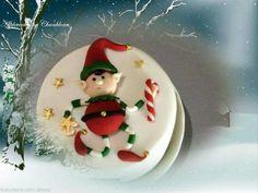 Santa Helper (1) - Cake by Chanhloan