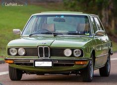 1980 BMW 528i E12