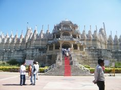 temples Jains, site de Ranakpur