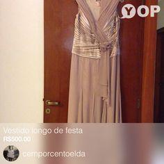 Vendendo Vestido longo de festa por R$500.00  Consegue-O Agora: https://yop.land/p/145976?utm_source=yop_ios&utm_medium=share