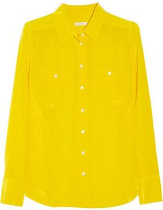 ShopStyle: J.Crew Blythe silk blouse