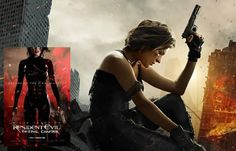 Watch Trailer: Resident Evil: The Final Chapter with Milla Jovovich, Wentworth Miller, Ali Larter