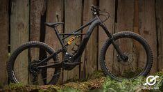 Specialized Kenevo, a e-MTB progressiva para enduro e downhill Mountain Bike Shoes, Mountain Bicycle, Mountain Biking, Mtb Specialized, Mongoose Mountain Bike, E Mtb, Mtb Shoes, Road Bike Women, Super Bikes