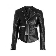Leather Rider Black Motorbike Handmade Leather Jackets For Women's