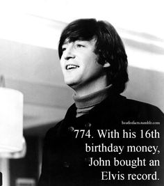 Must be a Libra 9 thing. Beatles Trivia, Beatles Funny, The Beatles, Beatles Quotes, John Lennon, Great Bands, Cool Bands, The Quarrymen, The Fab Four