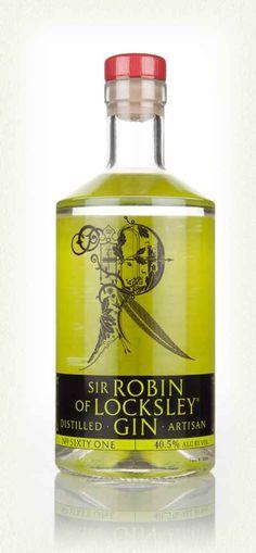 Sir Robin of Locksley Gin PD