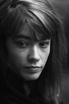 Jean-Marie Perier - Photographe - Francoise Hardy, Paris, 1962