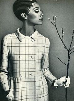 Marisa Benrenson, 1970.