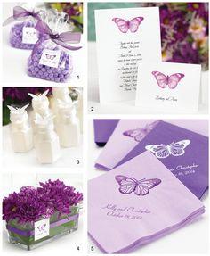 butterfly wedding ideas   Butterfly Wedding Themes: All a flutter!   Advice and Ideas   Ann's ...
