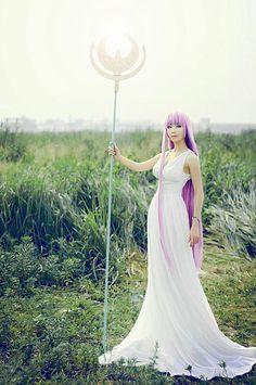 Athena - Saint Seiya