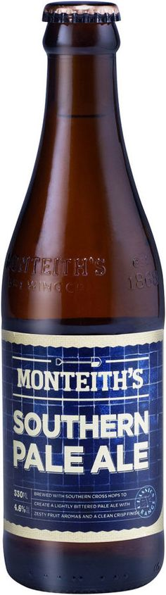 monteiths southern pale ale