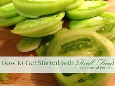 How to Get Started with Whole Foods (for real people)   Sizzling Mess