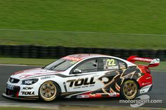 Courtney's VF V8 Supercar Aussie Muscle Cars, Chevy Ss, V8 Supercars, Redline, Race Cars, Super Cars, Racing, Vehicles, Sports