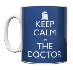 Doctor Who - Keep Calm I'm The Doctor - UK Exclusive Ceramic Mug >>> You can get more details here : DIY : Do It Yourself Today