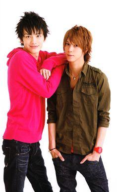 GoseiBlue and GoseiBlack Chiba, Asian Actors, Kamen Rider, Power Rangers, Hyde, Green And Purple, Boys Who, Fangirl, Handsome