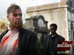 Marton Csokas as Quinn (Into The Badlands)