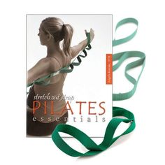 Stretch Out Strap Pilates Essentials Package with Strap and Book by Angela Kneale | Shop OPTP.com