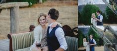 rustic engagement session with wine!  http://www.cardensphotography.com
